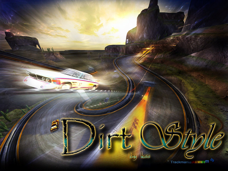 M0D)) DirtStyle (desert) by Kss / TM4EVER UPDATE